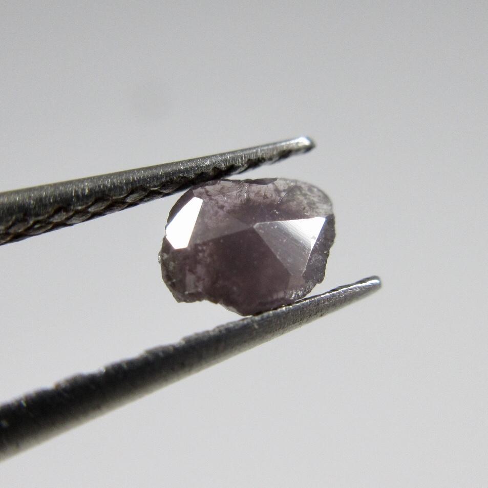 ローズカットのナチュラルダイヤモンド