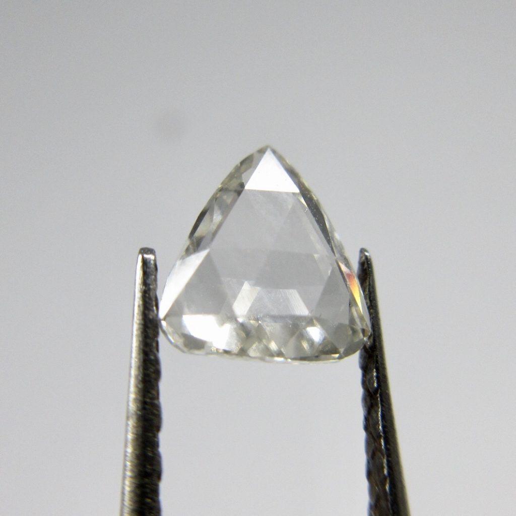 ローズカットダイヤモンドルース